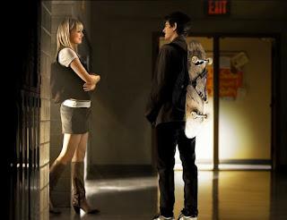 Emma Stone (Gwen) - Andrew Garfield (Peter)