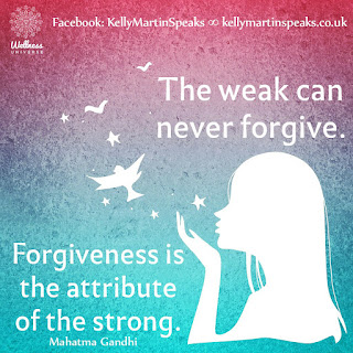 The Weak Never Forgive Quote Gandhi