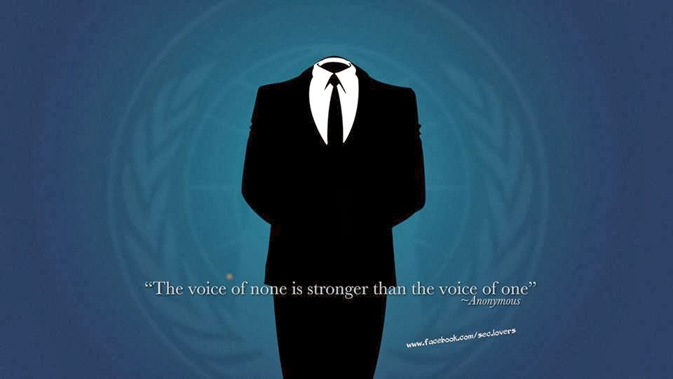 Anonymous Wallpapers   Movies World