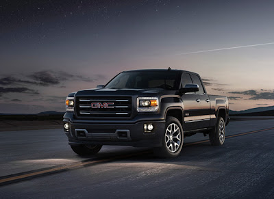 America... eff, yeah. The all-new 2014 GMC Sierra All Terrain.