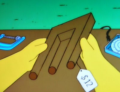  Simpsons Impossible object 