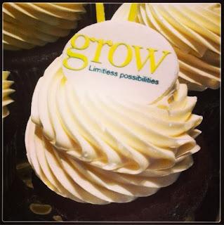 ISPA Grow Cupcakes