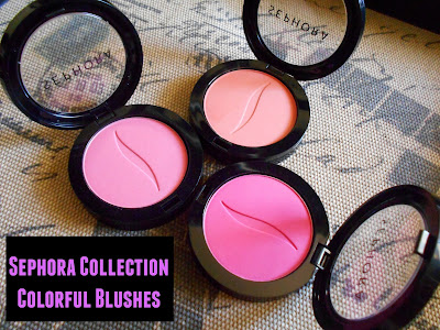Sephora Collection Colorful Blushes