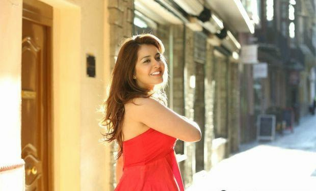 Rashi Khanna latest hot photos from Jill Movie