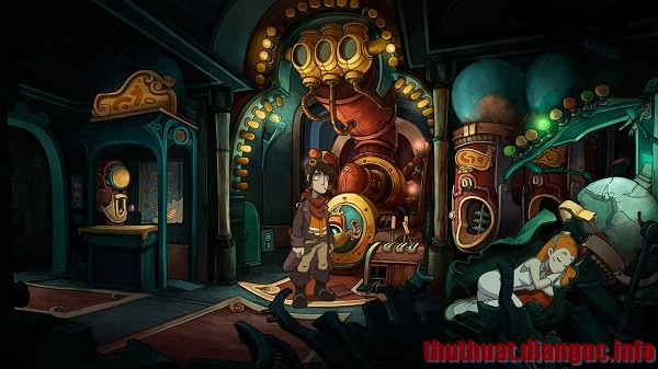 Download Game Deponia – KaOs Full crack