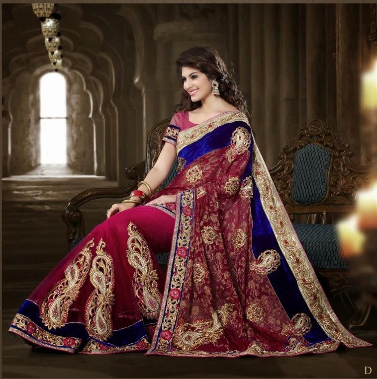 Prosto z Indii: jak ubrać się w sześć metrów tkaniny? Lekcja zakładania sari.