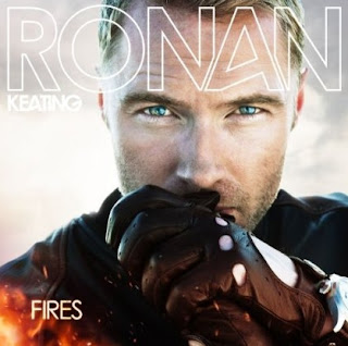 Ronan Keating - Fires Artwork