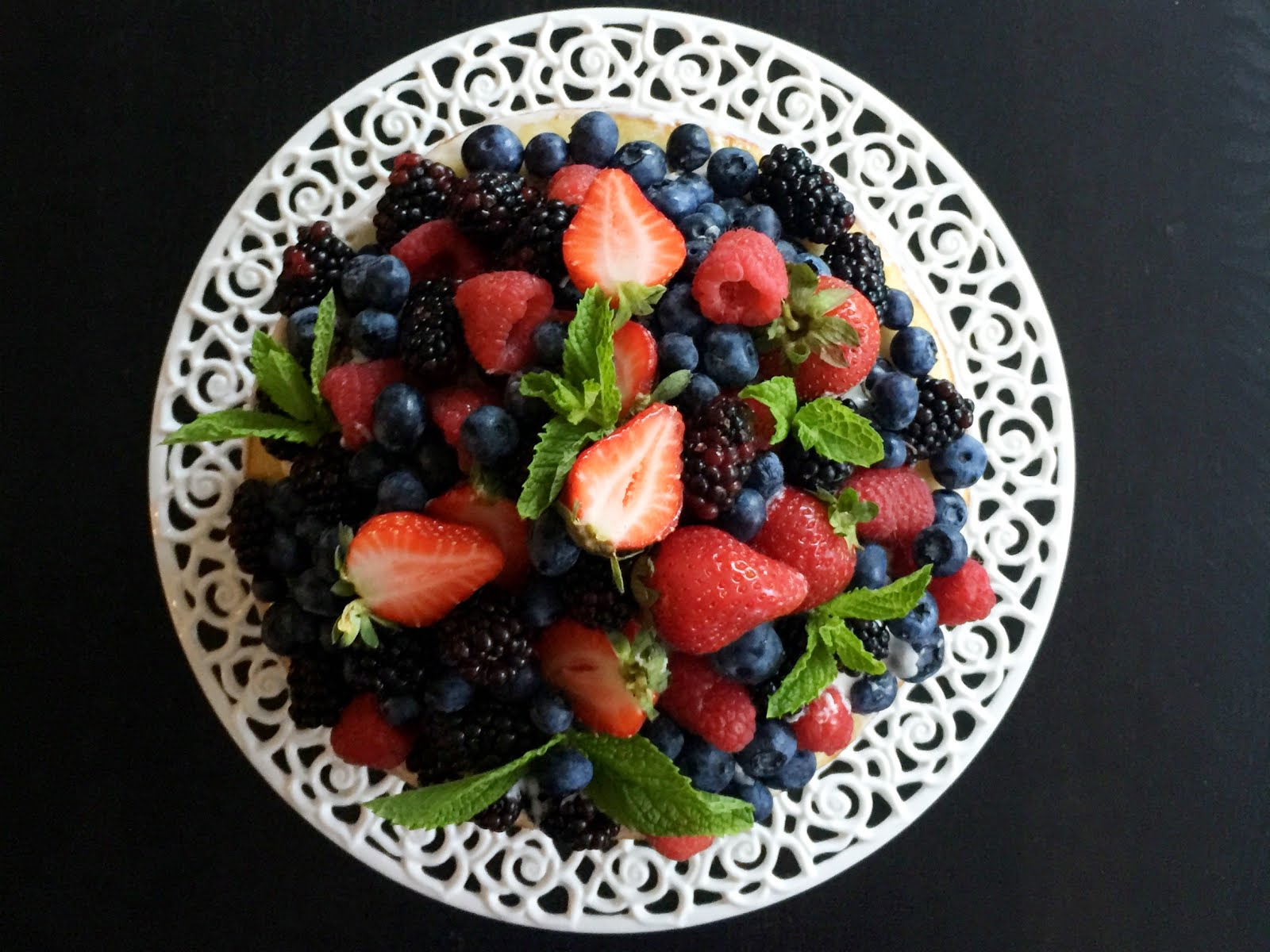 recipe: how to serve fresh berries [9]
