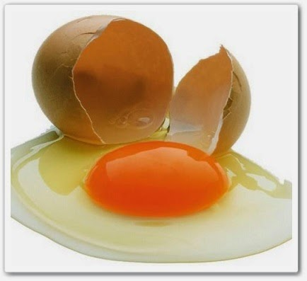 Как снять нарушения в организме на яйцо