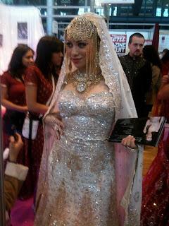 Crazydiams blog officiel crazydiams au grand salon du mariage oriental - Salon du mariage oriental ...