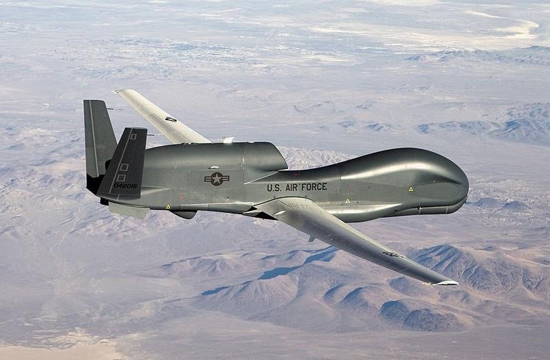 الطائرة آر كيو - 4 جلوبال هوك,إسلحة الحروب, تكنولوجيا الطائرات, طائرات,