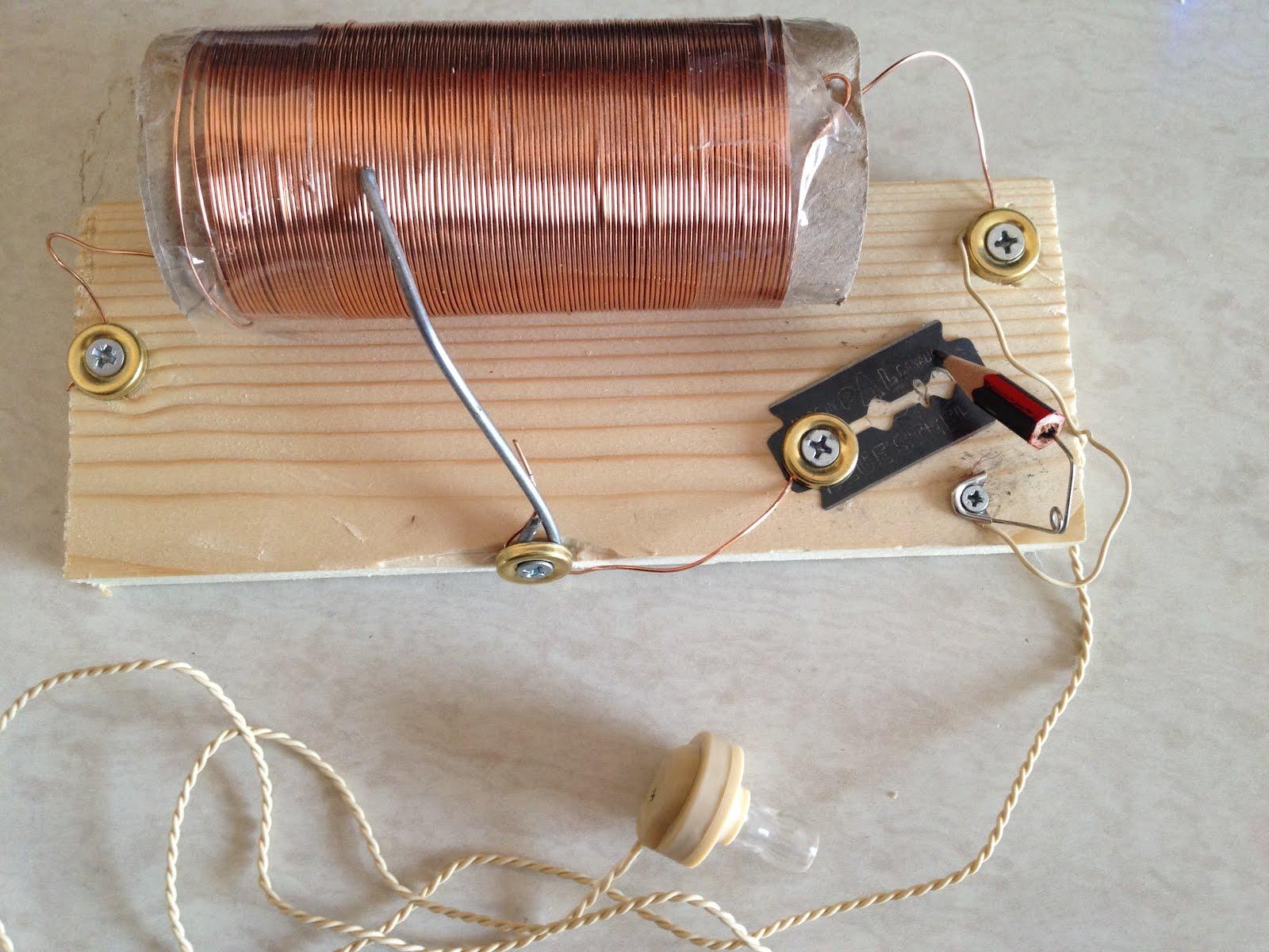 Как сделать детекторный радиоприемник своими руками 2