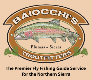 Fly Fish the Northern Sierra