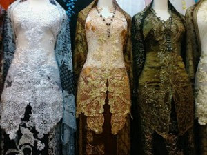 Clothes Kebaya 2013