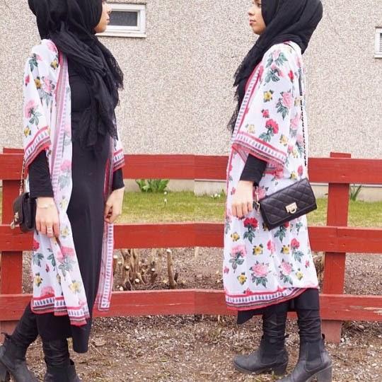 Hijab mode - Image de hijab style