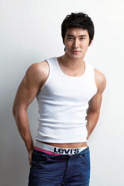Choi Siwon Korean Actor Profile and Hunk Body Pictures Updates