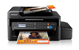 Epson WorkForce ET-4500 Driver Download and Review