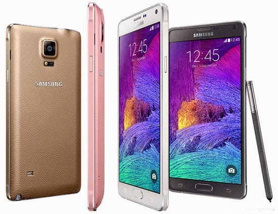 Samsung Galaxy Note 4, Harga Samsung Galaxy Note 4, Review Samsung Galaxy Note 4