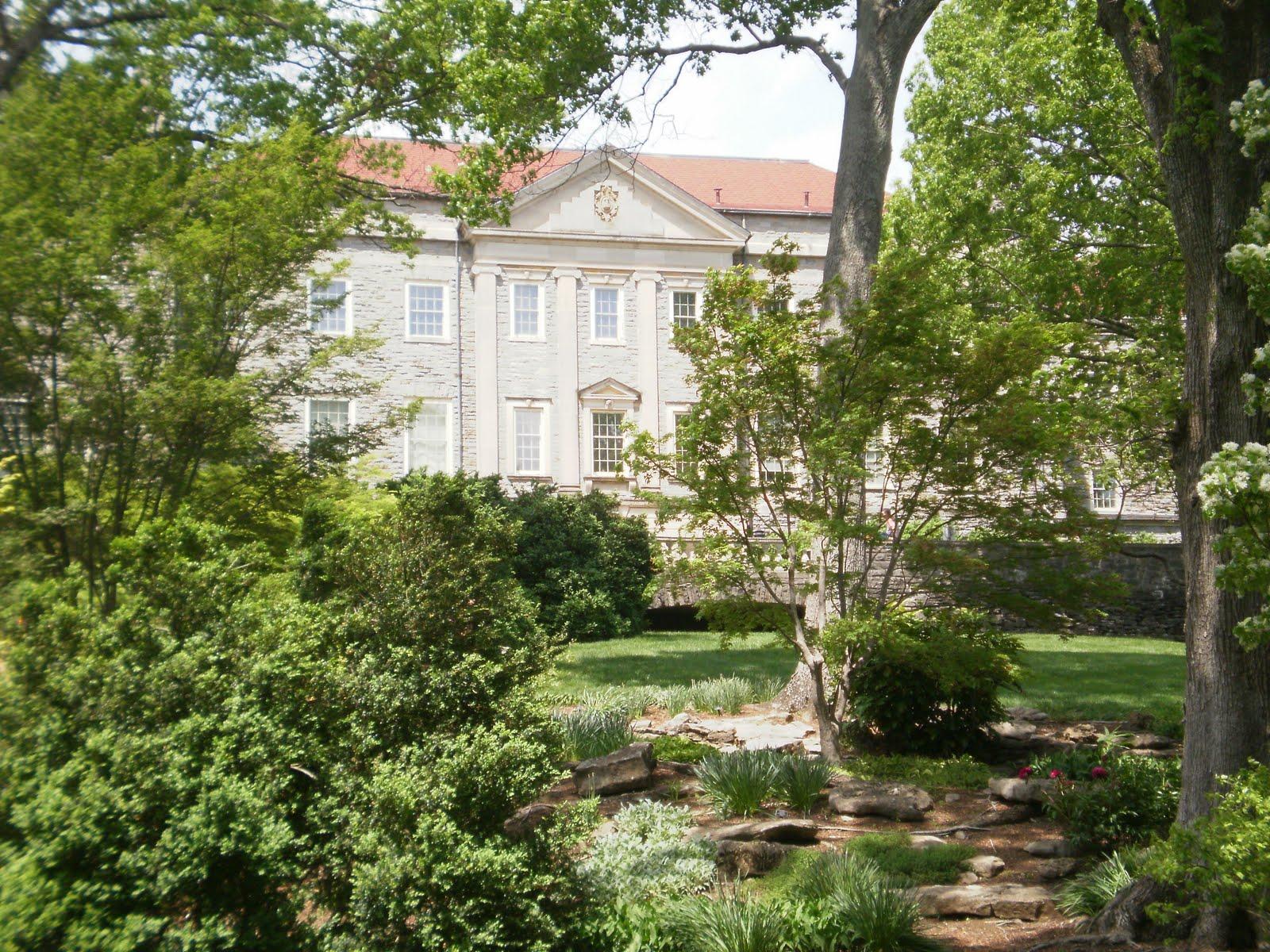 Botanical Gardens Nashville Tn Cheekwood Botanical Gardens And Museum Of In Nashville