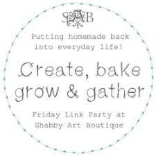 Create, Bake, Grow & Gather