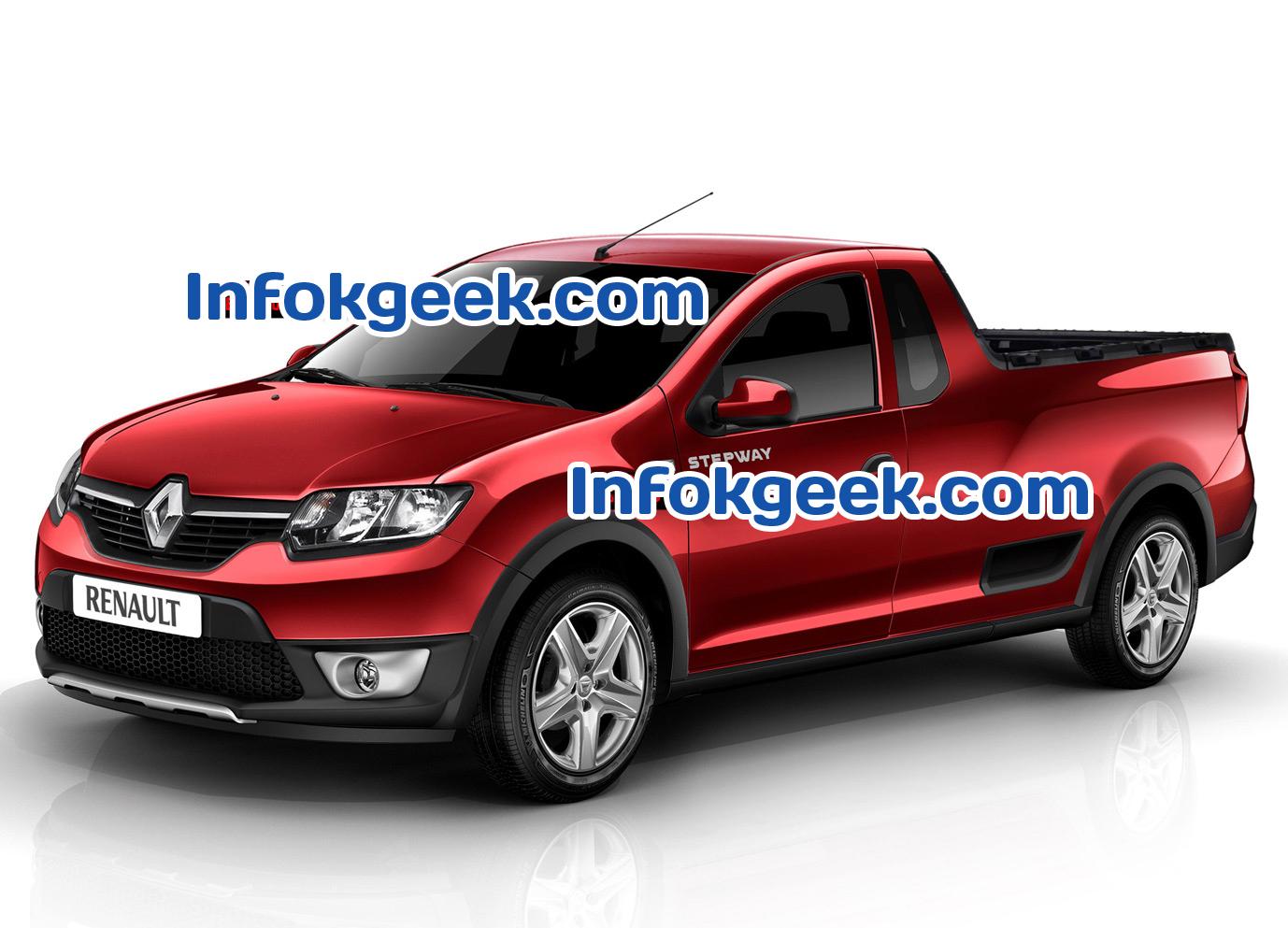 Comentarios Nuevo Renault Logan Pick-Up 2014 Argentina