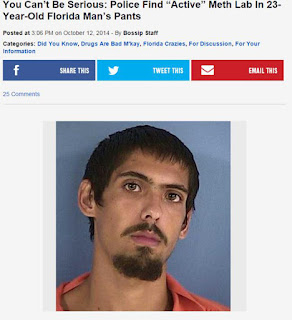 Examples to know How Crazy Florida People are