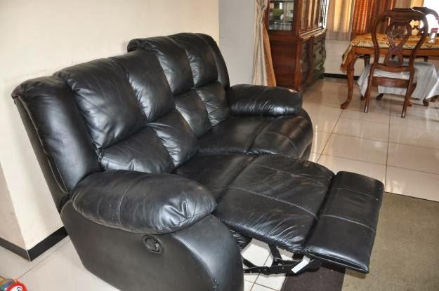 canap inclinable cuir noir canap togo. Black Bedroom Furniture Sets. Home Design Ideas