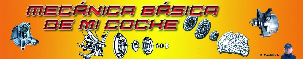 Mecanica básica de mi coche