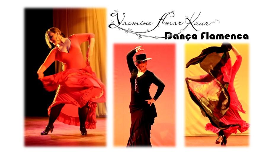 Dança Flamenca by Yasmine Amar Kaur