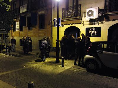 Dark Hole Gothic Club - Madrid