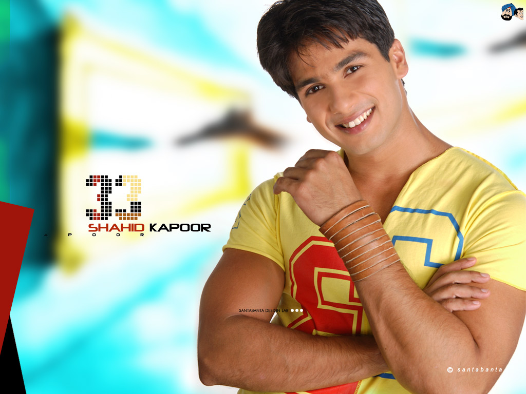 shahid kapoor hd wallpapers free download ~ hd wallpapers free download