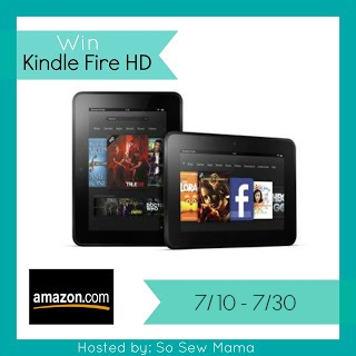 kindlefiregiveaway Kindle Fire HD Giveaway!