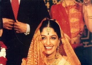 nadia jamil wedding pictures celebrities wedding photos
