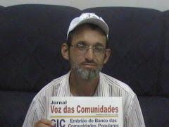 NOSSO JORNAL A VOZ DAS COMUNIDADES  NOSSO CAMARADA  CHICO DA MALTA