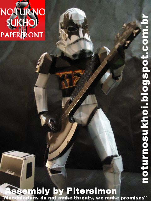 Rock'n'Roll Stormtroopers - On Fire