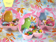 A perfect party favor for Easter! Crafted by Claire easter