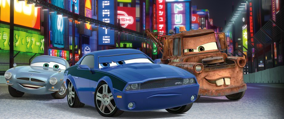 fondo de pantalla cars2