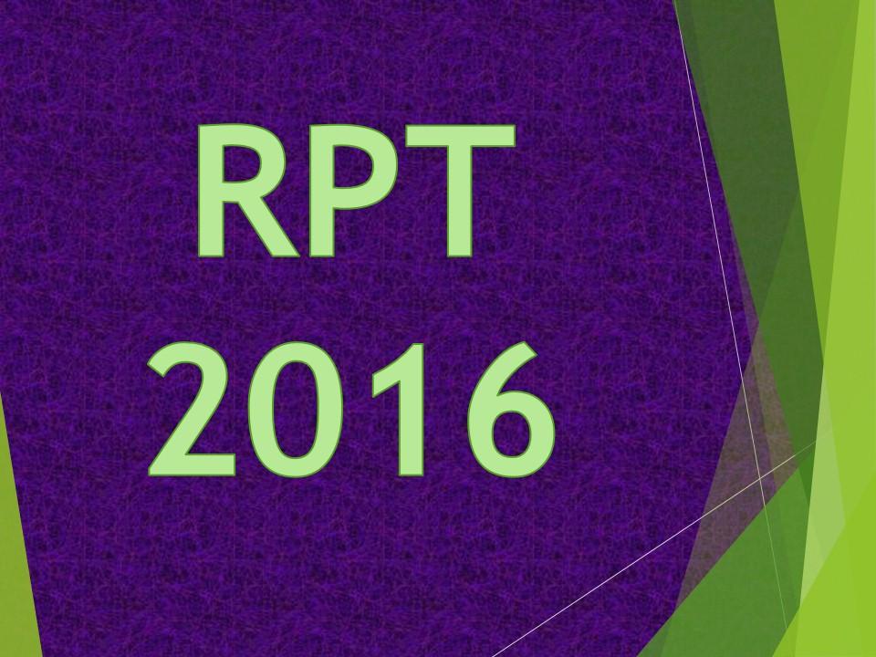 RPT 2016