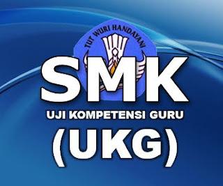 Soal Latihan UKG 2015 SMK Semua Bidang