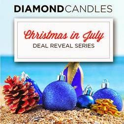 Free+shipping Diamond Candles Free Shipping - Christmas in July