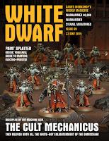 White Dwarf Weekly número 69 de mayo