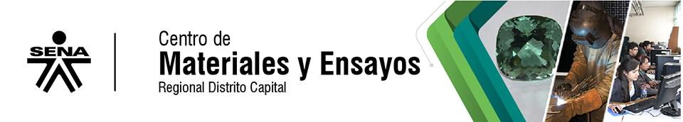 Centro de Materiales y Ensayos Sena