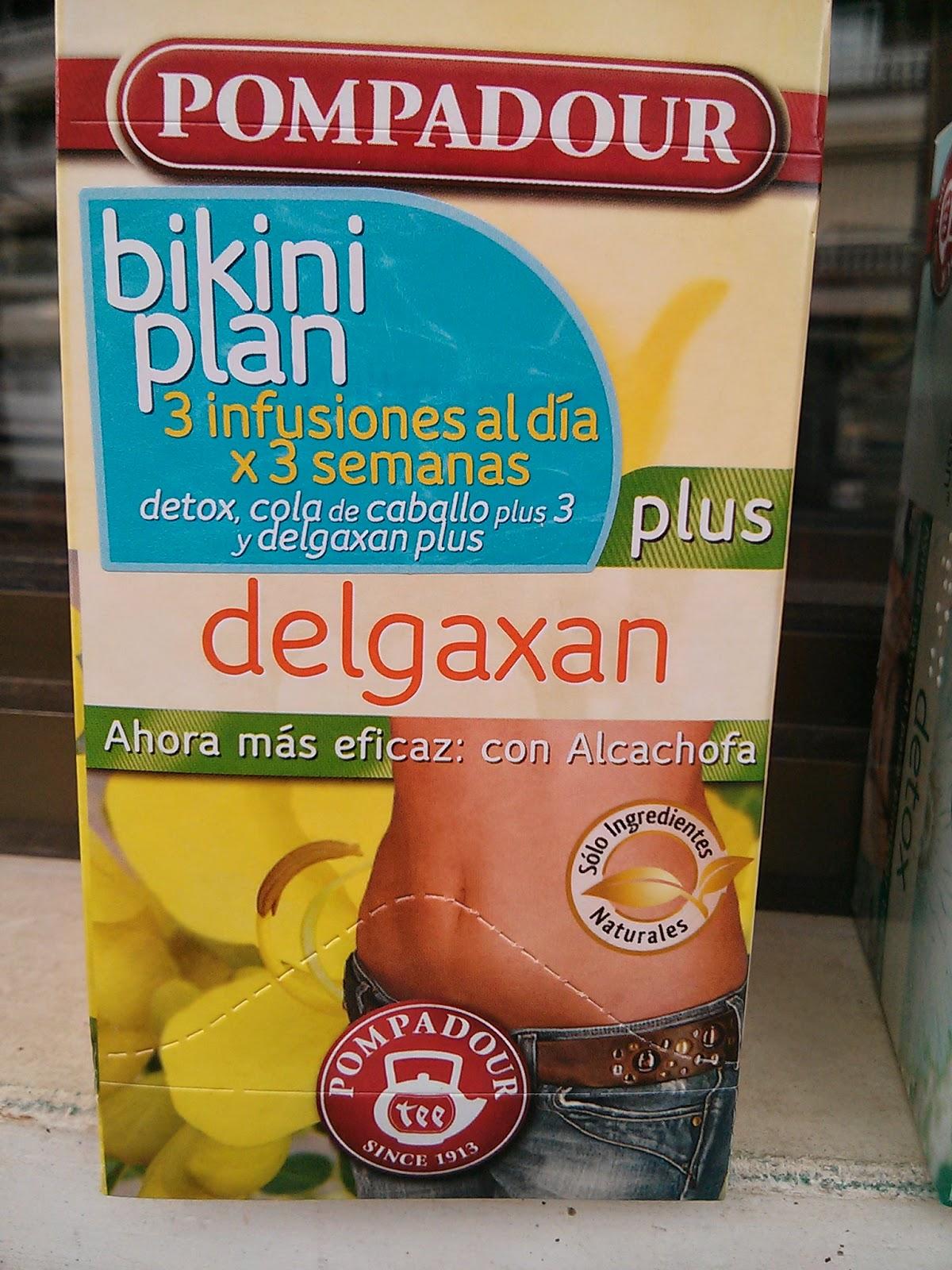 Delgaxan Plus pompadour