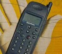 Propaganda do celular analógico da Gradiente em 1994.
