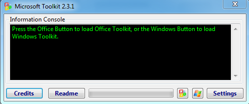 Download Microsoft Toolkit Stable v2.3.1