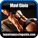 Mavi Gioia Female Bodybuilder Thumbnail Image 5