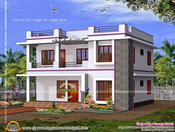 Alappuzha home design