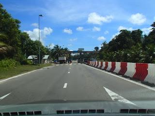 Tol Jambatan Rasau Kuala Belait