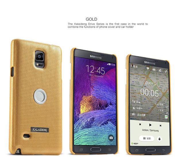 เคสโน้ตสี่ รหัสสินค้า 132012 สีทอง