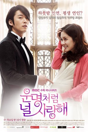 Fated To Love You 2014 poster